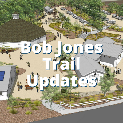 Bob Jones Trail updates